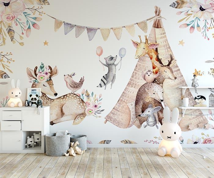 Vaikų kambario idėjos 20200613 - 7